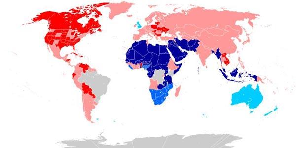 پاک ترین و فاسدترین کشورهای جهان کدامند؟