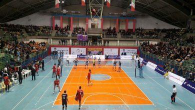 والیبال لیگ دسته دو کشور بروجرد