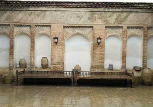 خانه های تاریخی بروجرد