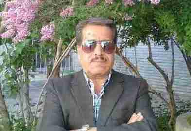 استاد رحمت شعبانی (معلم بازنشسته و مدرس جغرافیا و علوم زمین در دانشگاه ها)
