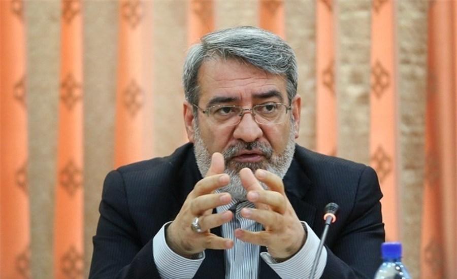 وزیر کشور: اعتراضهای دیماه ظرف یکی دو شب به 100 شهر رسید