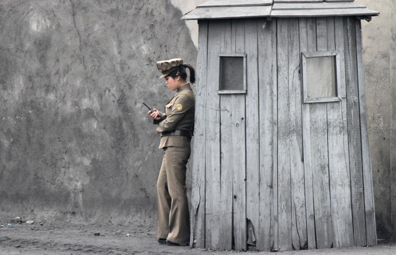 عکسهایی از زندگی در کرهشمالی که کمتر دیدهاید